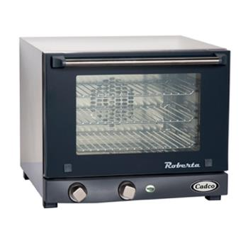 CDOOV003 - Cadco - OV-003 - Compact Quarter Size Countertop Convection Oven Product Image