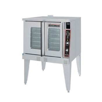 GARMCOGS10S - Garland - MCO-GS-10-S  - Master Single Deck Gas Convection Oven Product Image