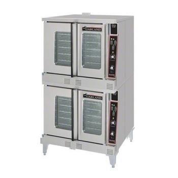 GARMCOGS20S - Garland - MCO-GS-20-S  - Master Double Deck Gas Convection Oven Product Image