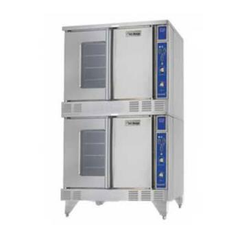 GARSUME200 - Garland - SUME-200 - Summit Double Deck Electric Convection Oven Product Image