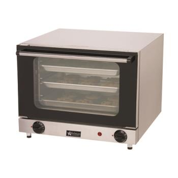 STACCOQ3 - Holman - CCOQ-3 - Quarter Size Countertop Convection Oven Product Image