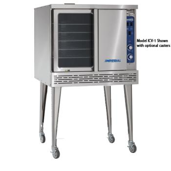 IMPICVD1 - Imperial - ICVD-1 - Single Bakery Depth Convection Oven Product Image
