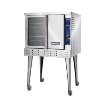 IMPICV1 - Imperial - ICVG-1  - Turbo-Flow Single Deck Gas Convection Oven Product Image