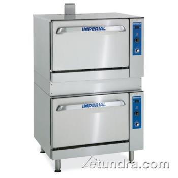 "IMPIR36DSC - Imperial - IR-36-DS-C - 36"" Double Deck Combination Oven Product Image"
