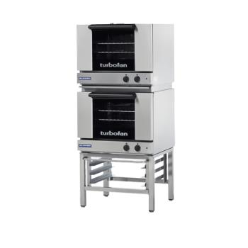 MOFE22M32 - Moffat - E22M3/2 - 120V Double (3)-1/2-Pan Convection Oven Product Image