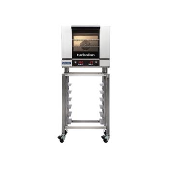 MOFE23D3PSK23 - Moffat - E23D3-P/SK23 - 208V (3)-1/2-Pan Convection Oven w/ Stand Product Image