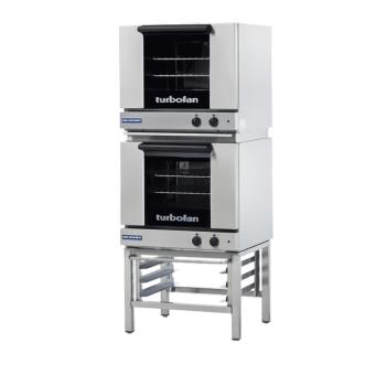 MOFE23M3T2 - Moffat - E23M3-T/2 - 220V Double (3)-1/2-Pan Convection Oven Product Image
