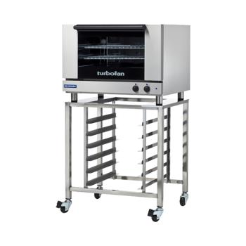 MOFE27M2TSK2731U - Moffat - E27M2-T/SK2731U - 220V 2-Full-Pan Convection Oven w/ Stand Product Image