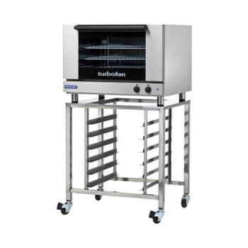 MOFE27M3PSK2731U - Moffat - E27M3-P/SK2731U - 208V 3-Full-Pan Convection Oven w/ Stand Product Image