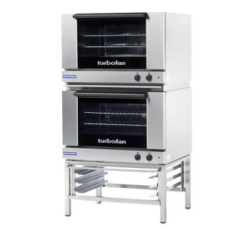 MOFE27M3T2 - Moffat - E27M3-T/2 - 220V Double 3-Full-Pan Convection Oven Product Image