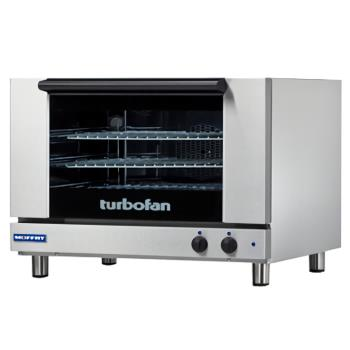 MOFE27M3T - Moffat - E27M3-T - 220V 3-Full-Pan Countertop Convection Oven Product Image