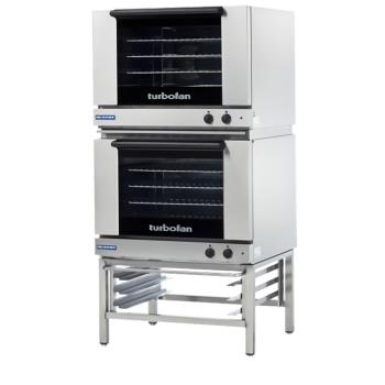 MOFE28M4T2 - Moffat - E28M4-T/2 - 220V Double 4-Full-Pan Convection Oven Product Image