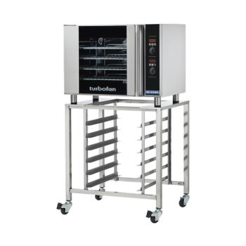 MOFE31D4PSK2731U - Moffat - E31D4-P/SK2731U - 208V (4)-1/2-Pan Convection Oven w/ Stand Product Image