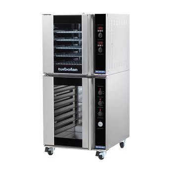 MOFE32D5PP8M - Moffat - E32D5-P/P8M - 208V 5-Full-Pan Convection Oven w/ Proofer Product Image