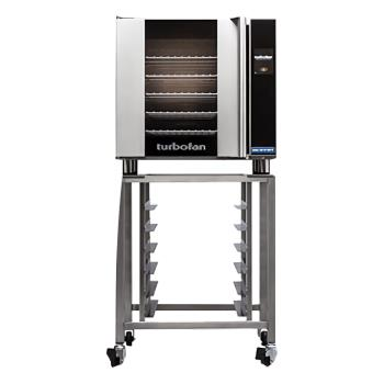 MOFE32T5PSK32 - Moffat - E32T5-P/SK32 - 208V 5-Full-Pan Convection Oven w/ Stand Product Image