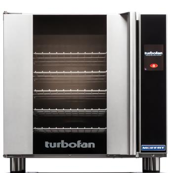 MOFE32T5T - Moffat - E32T5-T - 220V 5-Full-Pan Convection Oven Product Image