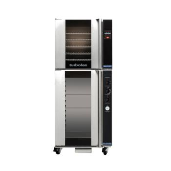 MOFE32T5TP12M - Moffat - E32T5-T/P12M - 220V 5-Full-Pan Convection Oven w/ Proofer Product Image