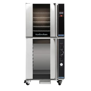 MOFE32T5TP8M - Moffat - E32T5-T/P8M - 220V 5-Full-Pan Convection Oven w/ Proofer Product Image