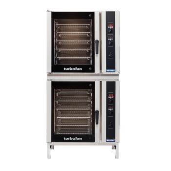 MOFE35D626P32 - Moffat - E35D6-26-P-3/2 - 208V/3-PH Double 6-Full-Pan Convection Oven Product Image