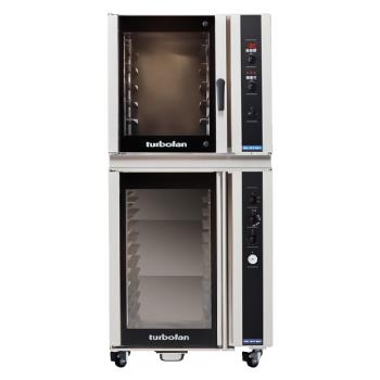 MOFE35D626T1P85M12 - Moffat - E35D6-26-T-1/P85M12 - 220V/1-PH 6-Full-Pan Convection Oven w/ Proofer Product Image