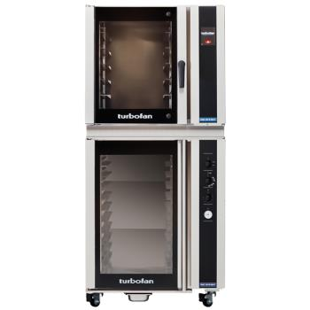 MOFE35T626P1P85M12 - Moffat - E35T6-26-P-1/P85M12 - 208V/1-PH 6-Full-Pan Convection Oven w/ Proofer Product Image