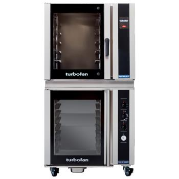 MOFE35T626P1P85M8 - Moffat - E35T6-26-P-1/P85M8 - 208V/1-PH 6-Full-Pan Convection Oven w/ Proofer Product Image
