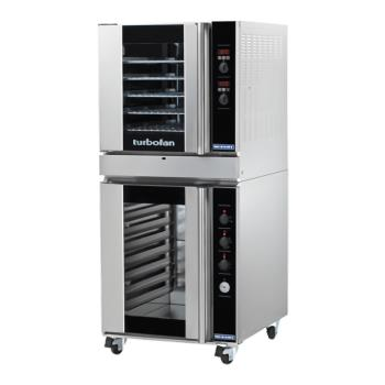 MOFG32D51NP8M - Moffat - G32D5-1-N/P8M - Nat Gas 5-Full-Pan Convection Oven w/ Proofer Product Image