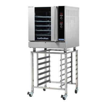 MOFG32D51NSK32 - Moffat - G32D5-1-N/SK32 - Nat Gas 5-Full-Pan Convection Oven w/ Stand Product Image