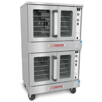 SOUBEG27SC - Southbend - BES/27SC - Electric Double Deck Convection Oven Product Image
