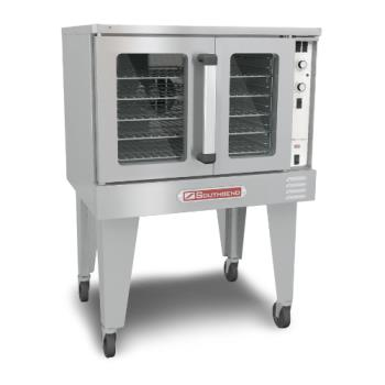 SOUEB10CCH - Southbend - EB/10CCH - Marathoner Gold Single Bakery Depth Electric Convection Oven with Cook & Hold Control Product Image