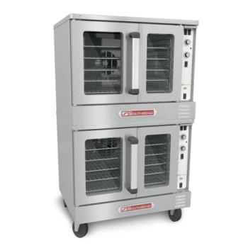 SOUES20CCH - Southbend - ES/20CCH - Marathoner Gold Double Electric Convection Oven with Cook & Hold Control Product Image