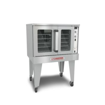 SOUSLGB12SC - Southbend - SLGB/12SC - Silver Star Single Bakery Depth Gas Convection Oven Product Image