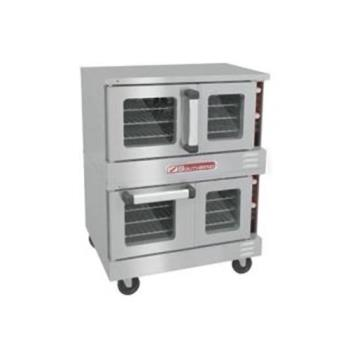 SOUTVGS22SC - Southbend - TVGS/22SC - Double TruVection Low Profile Gas Oven Product Image