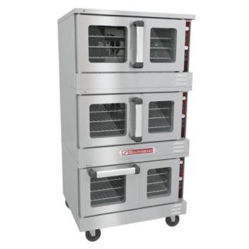 SOUTVGS32SC - Southbend - TVGS/32SC - Triple TruVection Low Profile Gas Oven Product Image