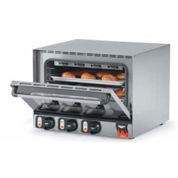 VOL40703 - Vollrath - 40703 - Cayenne® 1/2 Size Countertop Mini Convection Oven Product Image
