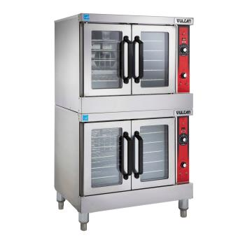 VULVC44ED - Vulcan - VC44ED - Double Deck Electric Convection Oven Product Image