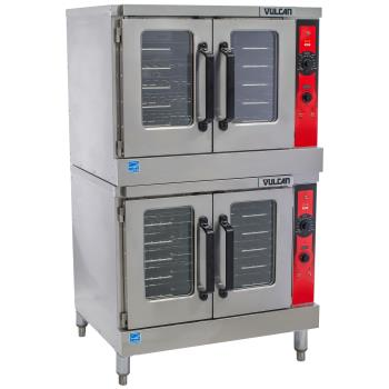 VULVC55GD - Vulcan - VC55GD - Double Deck Gas Convection Oven Product Image