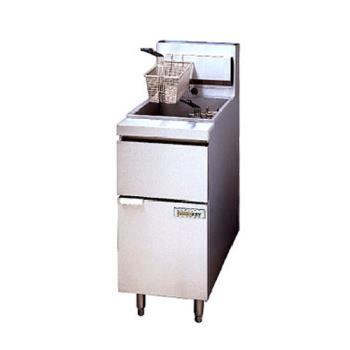 ANE14GS - Anets - 14GS - GoldenFry™ 50 Lb Commercial Gas Fryer Product Image