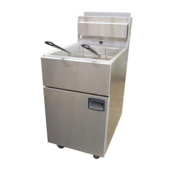 ANESLG100 - Anets - SLG100 - SilverLine 100 lb Commercial Gas Fryer Product Image