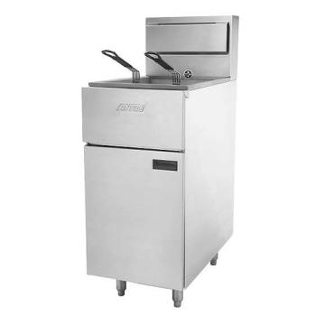 ANESLG50 - Anets - SLG50 - Silverline 50 lb Commercial Fryer Product Image