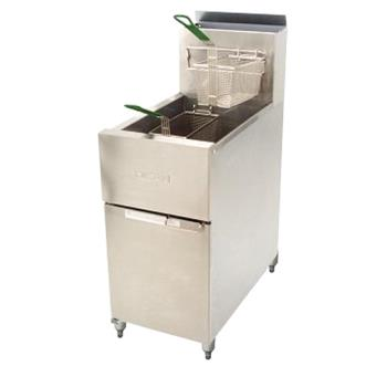 95291 - Dean - SR42G - Super Runner 40 Lb Commercial Gas Fryer Product Image