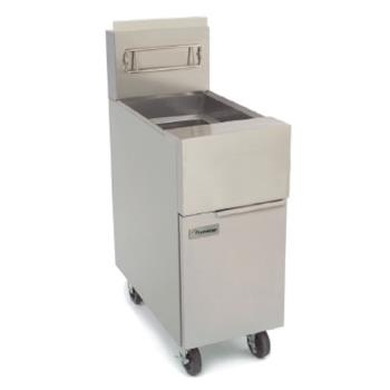 FRYGF14SD - Frymaster - GF14-SD - 40 lb Standard Open Pot Gas Fryer Product Image