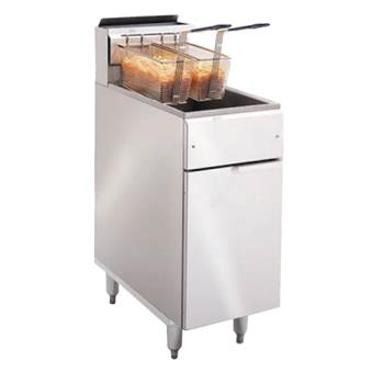 95140 - Imperial - IFS-40 - 40 Lb Commercial Gas Fryer Product Image