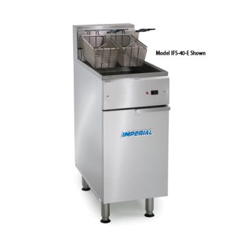 IMPIFS40E - Imperial - IFS-40-E - 40 Lb Immersed Element Electric Fryer Product Image