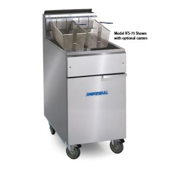IMPIFS75E - Imperial - IFS-75-E - 75 Lb Immersed Electric Fryer Product Image