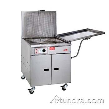 PIT24FSS - Pitco - 24FSS - 150 Lb Gas Chicken & Fish Fryer w/ Solid State Thermostat Product Image