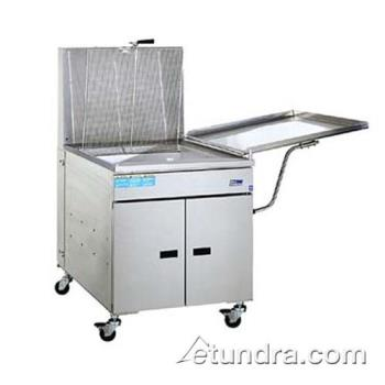 PIT24PSS - Pitco - 24PSS - 150 Lb Gas Donut Fryer w/ Solid State Thermostat Product Image