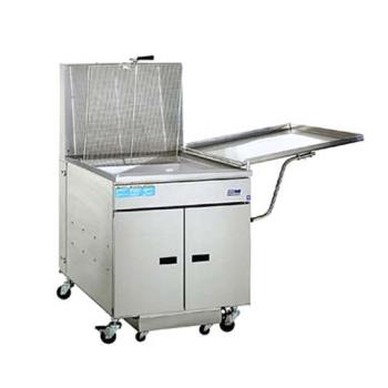 PIT24R - Pitco - 24R - 117 Lb Gas Donut Fryer w/ Solid State Thermostat Product Image
