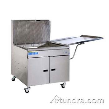 PIT34PM - Pitco - 34PM - 210 Lb Gas Donut Fryer w/ Mechanical Thermostat Product Image