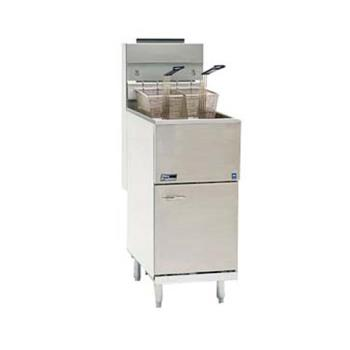 PIT45CS - Pitco - 45C+S - Frialator 50 Lb Commercial Gas Fryer Product Image